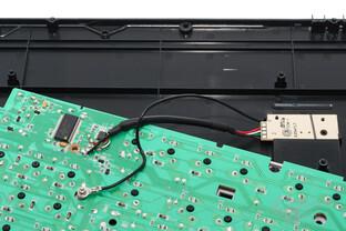 Anschluss des Mini-USB-Steckers