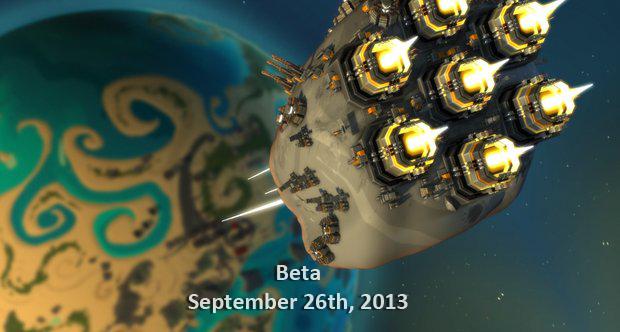 Planetary Annihilation – Beta startet