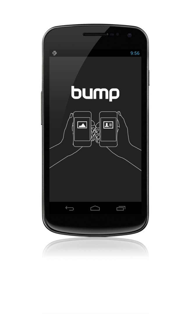 Bump auf Android
