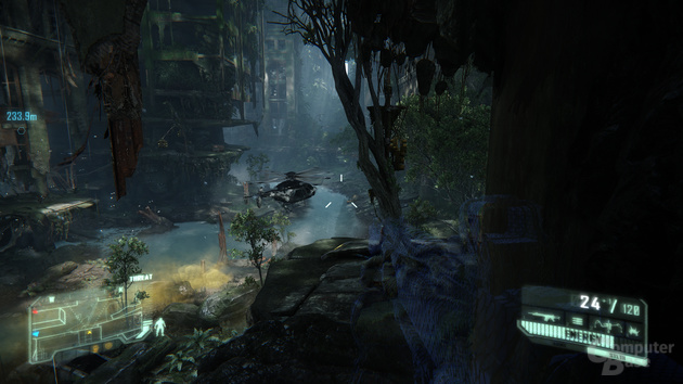 Crysis 3, maximale Details, DX11