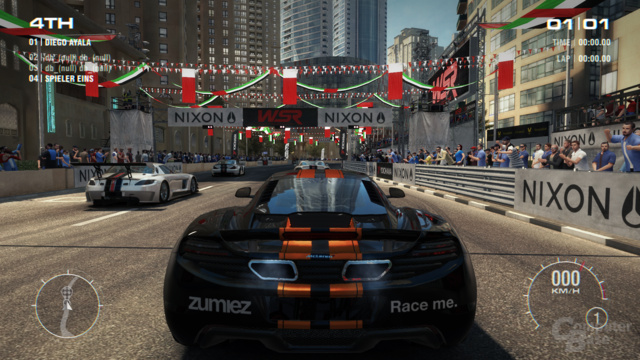 Grid 2, maximale Details, DX10