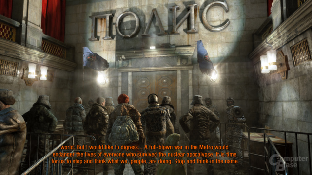 Metro: Last Light, maximale Details, DX10 (2)