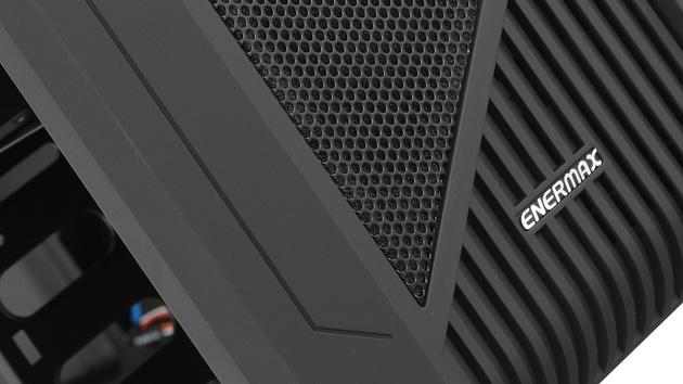 Enermax iVektor im Test: Midi-Tower mit individueller Optik