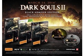 Dark Souls 2 – Black Armour Edition