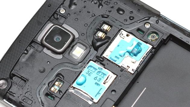 Das Galaxy S4 Active im Test: Wasserfest mit großem ABER