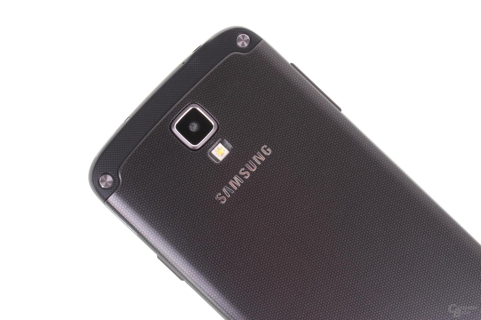 Die Kamera mit 8 Megapixeln
