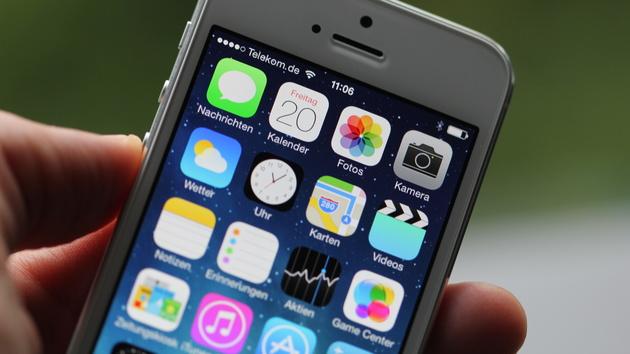 iPhone 5S: Erste Eindrücke von Apples neuem Smartphone