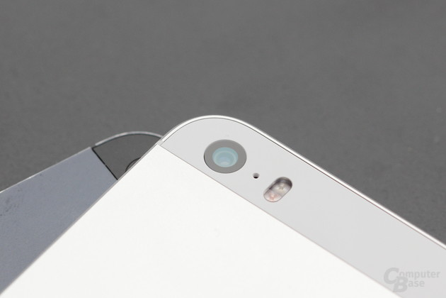 Die neue Kamera mit Dual-LED-Blitz