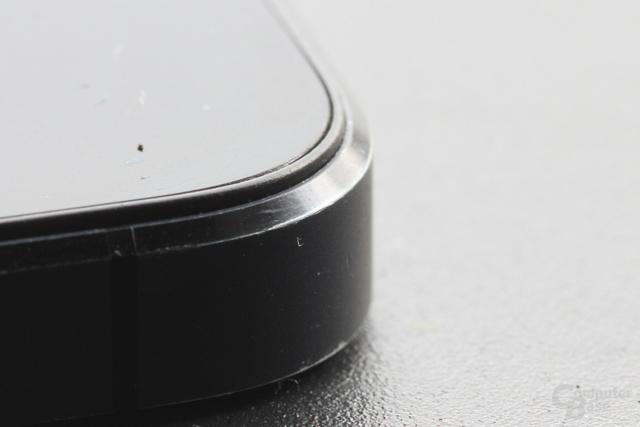 Das schwarz iPhone 5 nach vier Monaten – Wie sich das graue iPhone 5S verhalten wird, ist offen.