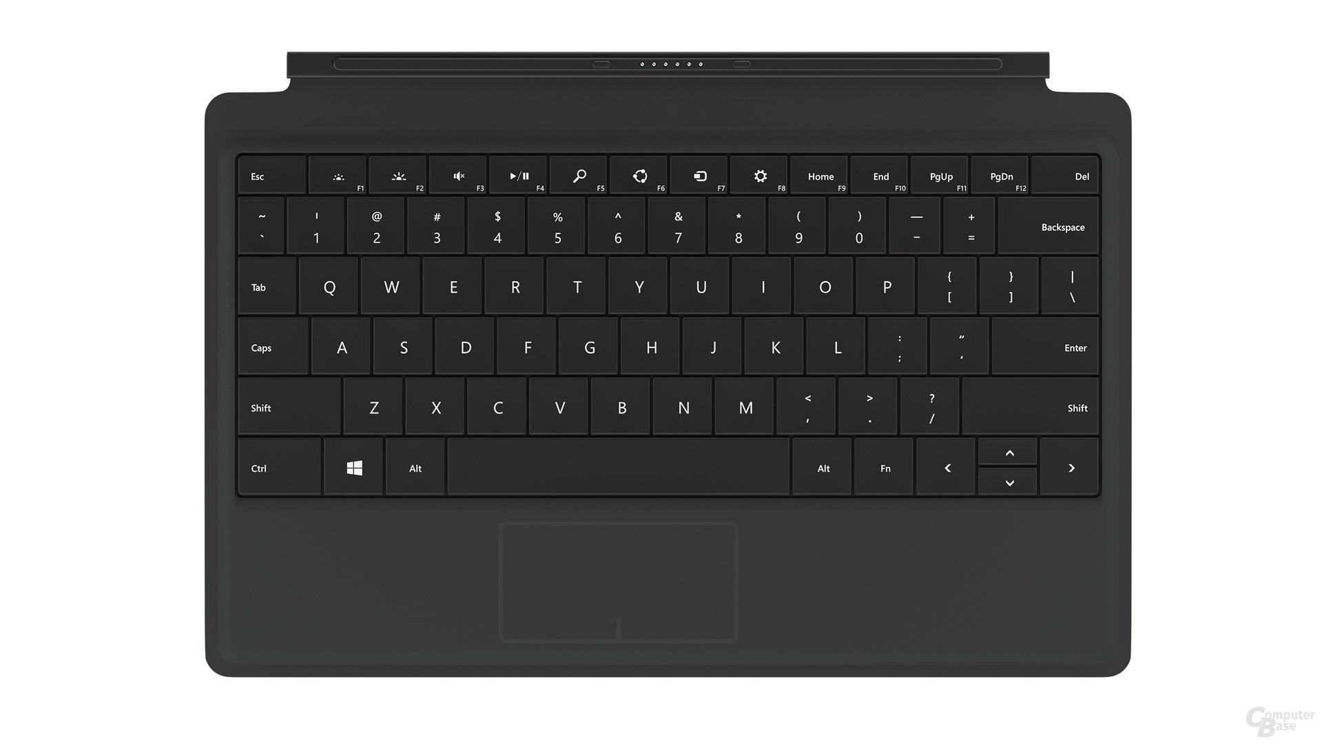 Microsoft Type Cover 2
