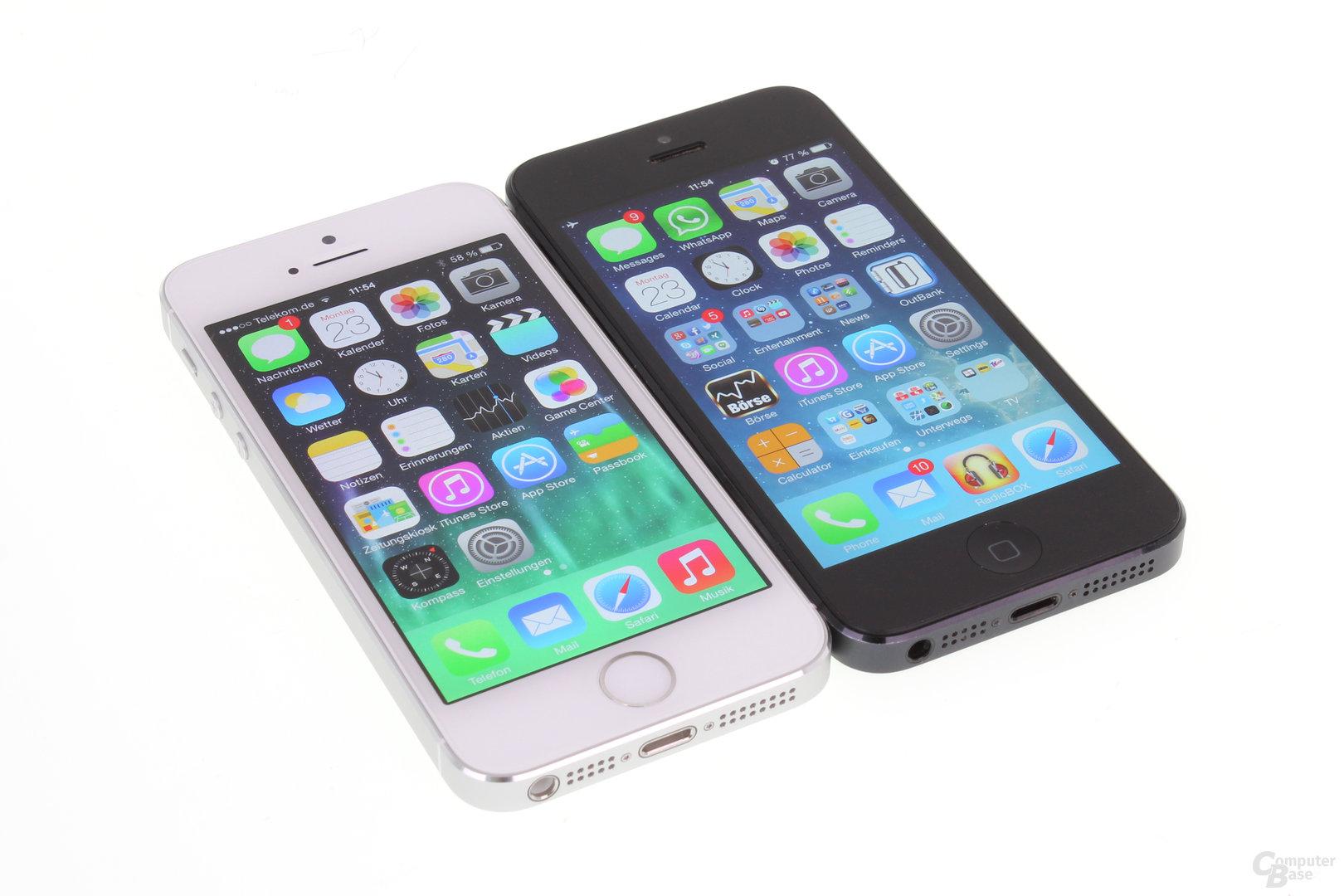Apple iPhone 5S/5