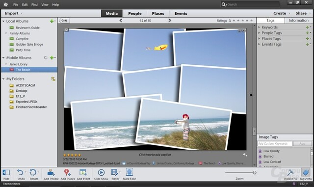 Photoshop und Premiere Elements 12