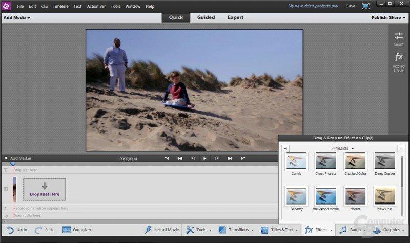 Photoshop und Premiere Elements 12