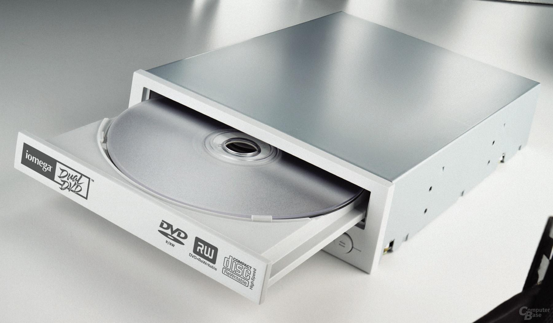 Iomega Dual DVD