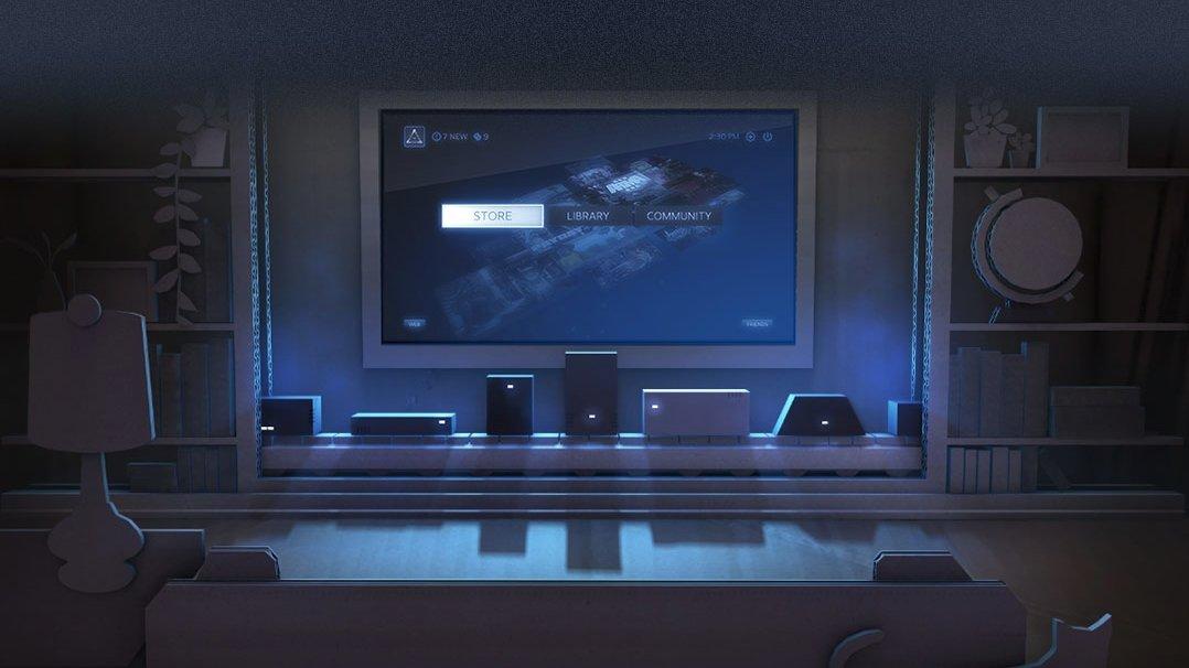 Valve will ins Wohnzimmer