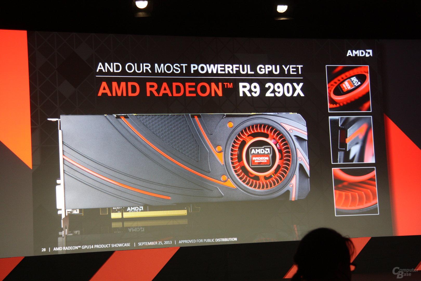 AMD GPU'14 auf Hawaii