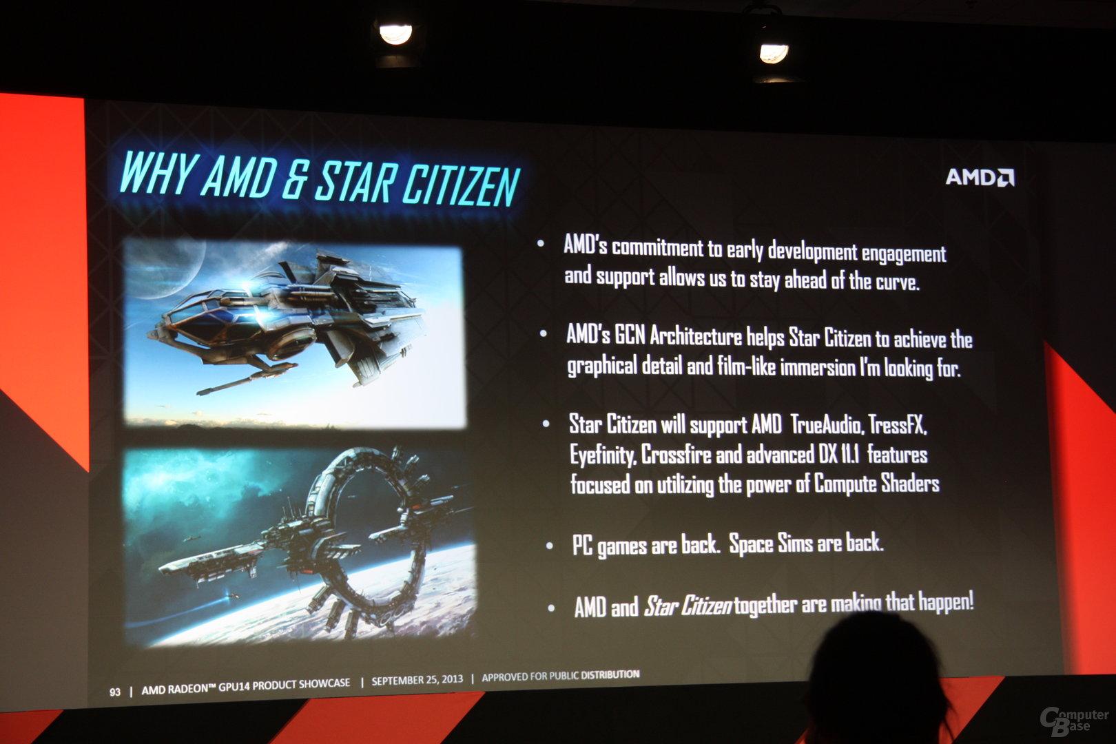 Gaming-Evolved-Updates von AMD aus Hawaii