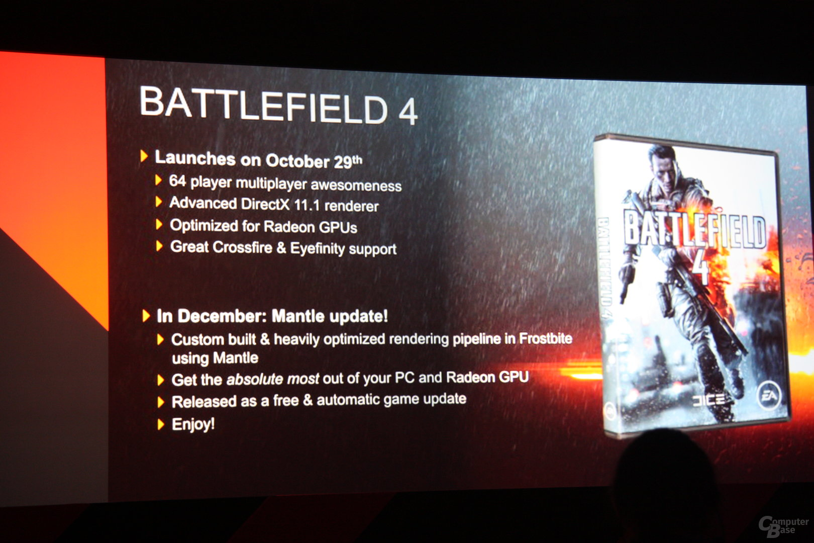 AMD Mantle in Battlefield 4