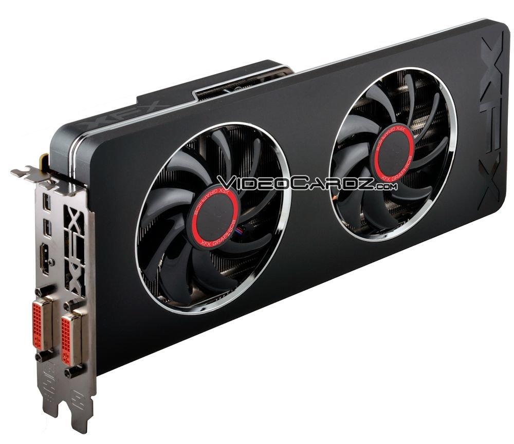 AMD Radeon R9 280X von XFX