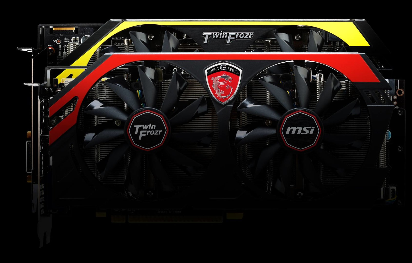 Neue AMD-Grafikkarten von MSI