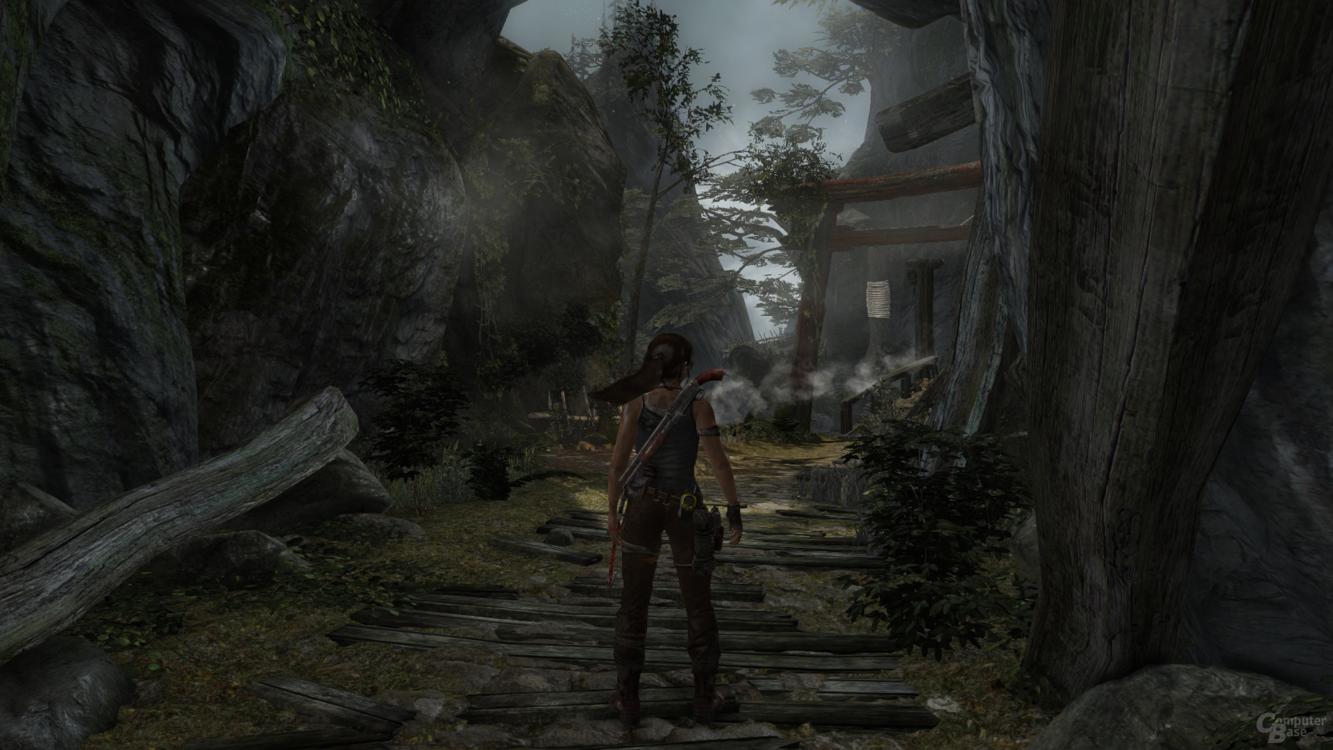AMD Southern Island - Tomb Raider
