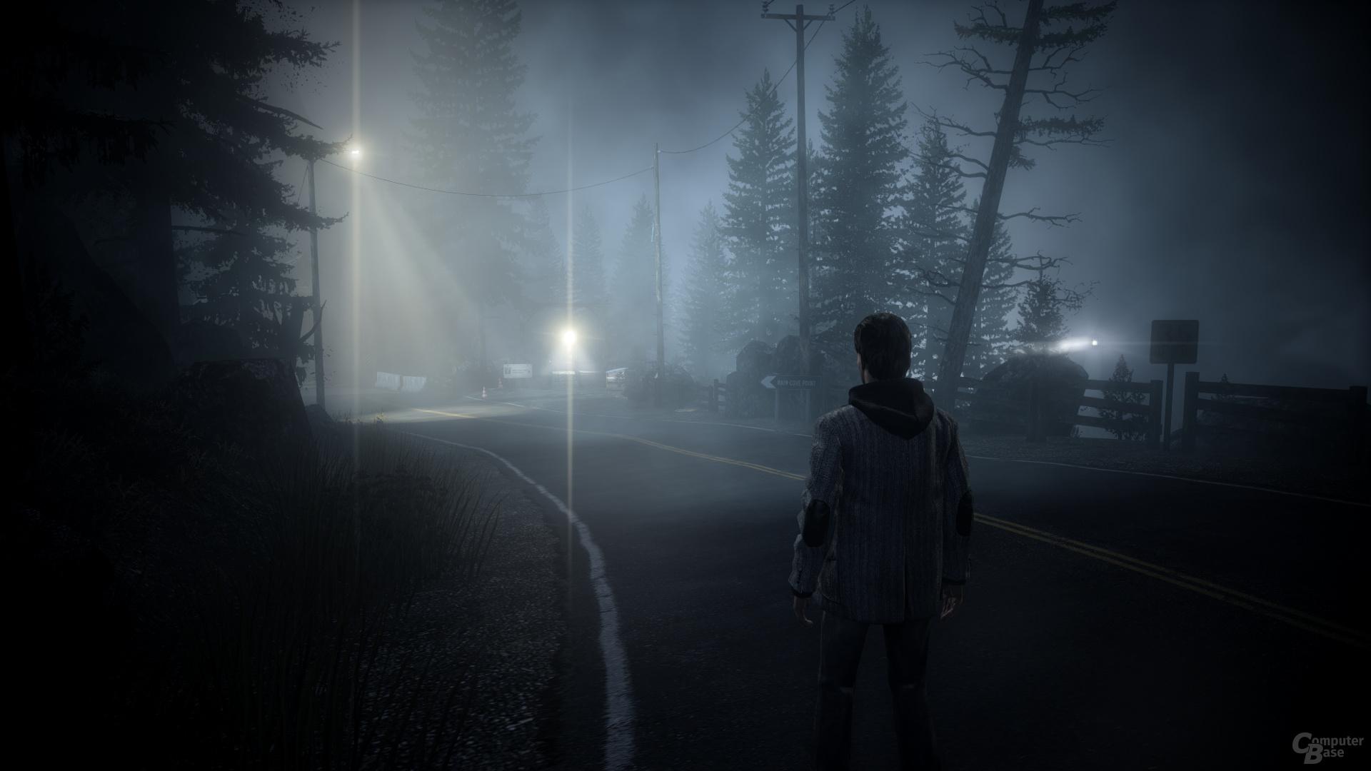Nvidia Kepler - Alan Wake