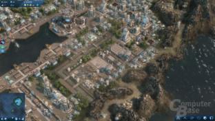 Nvidia Kepler - Anno 2070