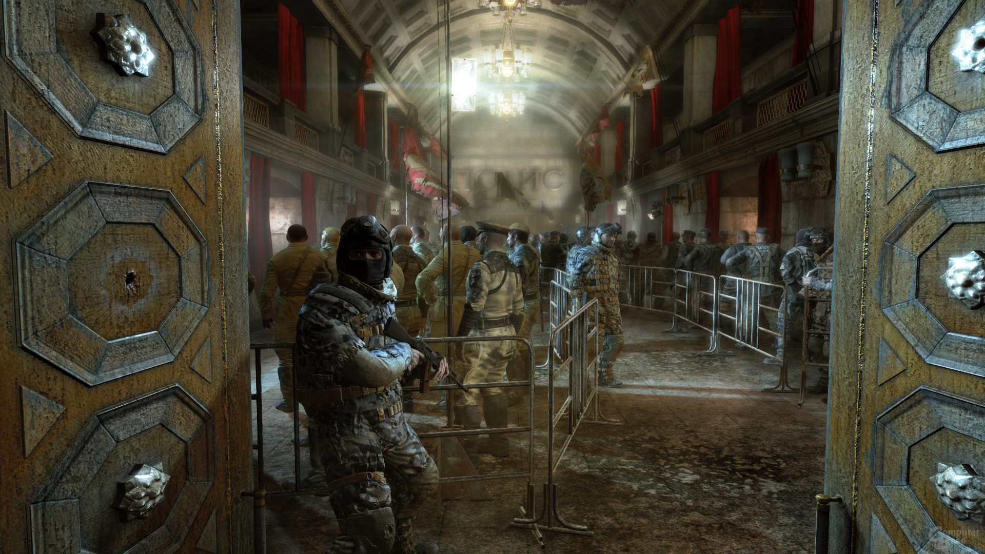 Nvidia Kepler - Metro Last Light