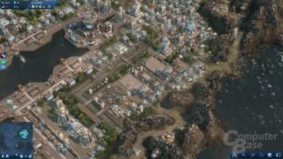 AMD Southern Island - Anno 2070