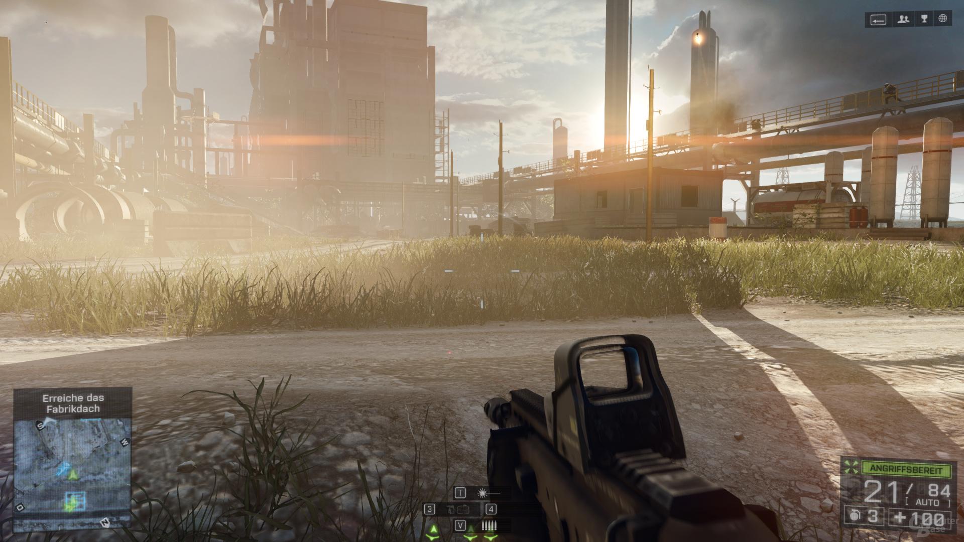 AMD Southern Island - Battlefield 4