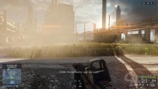 Nvidia Kepler - Battlefield 4