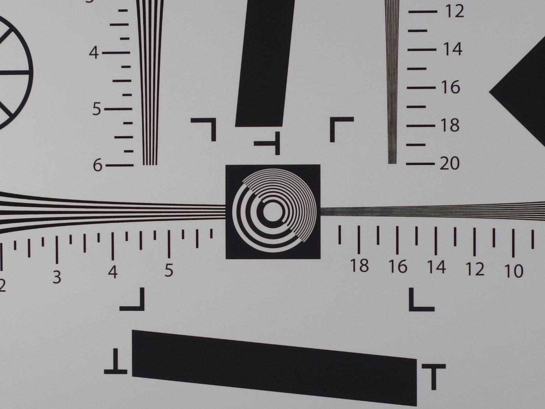 Sony SmartShot DSC-QX100 f/2.8 – 100-%-Ansicht der Mitte