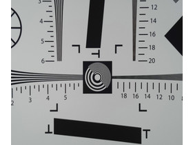 Sony Xperia Z1 – 100-%-Ansicht der Mitte