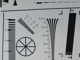 Sony Xperia Z1 – 100-%-Ansicht des Randes
