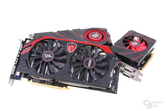 AMD Radeon R7 260X / R9 270X / R9 280X