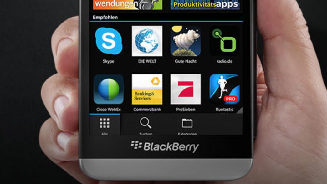 BlackBerry Z30 im Test: Comeback mit 5 Zoll fünf vor zwölf