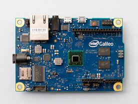 Intel-Galileo-Mainboard
