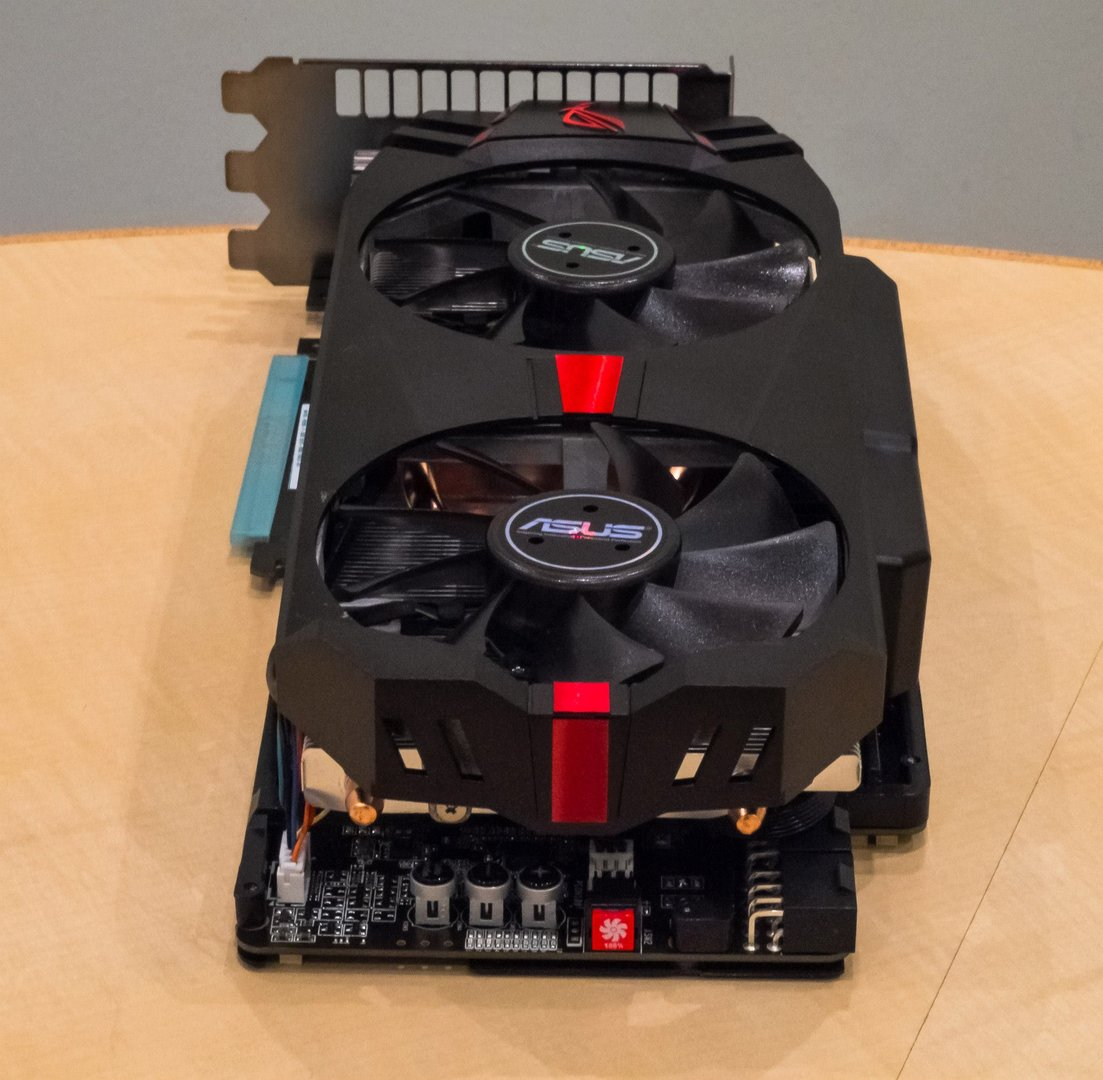 Asus ROG Matrix R9 280X