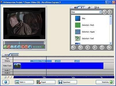 Nero ShowTime - Multimedia-Player