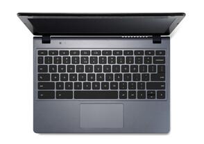 Acer C720 mit vollwertiger Tastatur