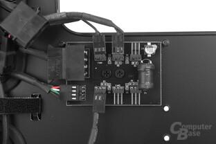 Phanteks Enthoo Primo - PWM-Lüftersteuerung