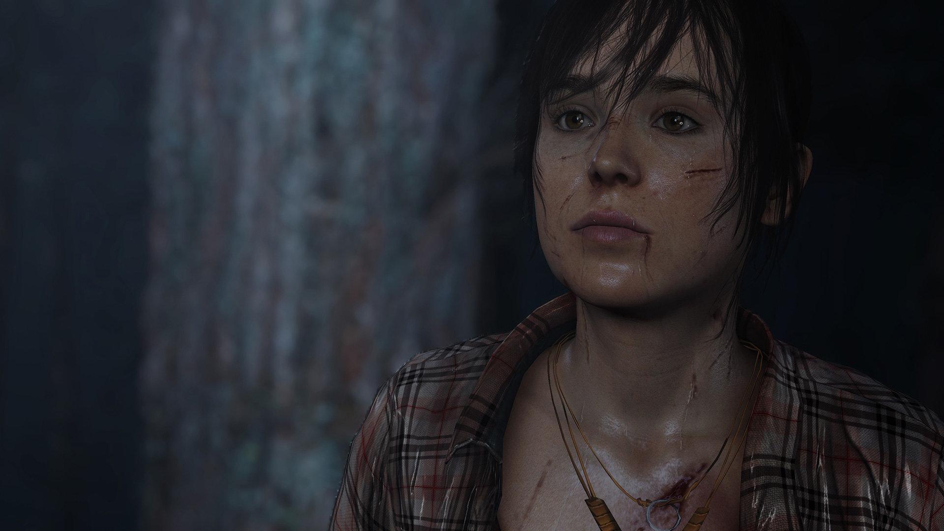 Beyond lebt von Jodie Holmes (Ellen Page)