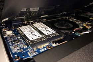 Asus Zenbook UX301 - SSDs & Lüfter
