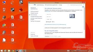 Asus Zenbook UX301 – Windows 8.1 bei 200 Prozent Skalierung