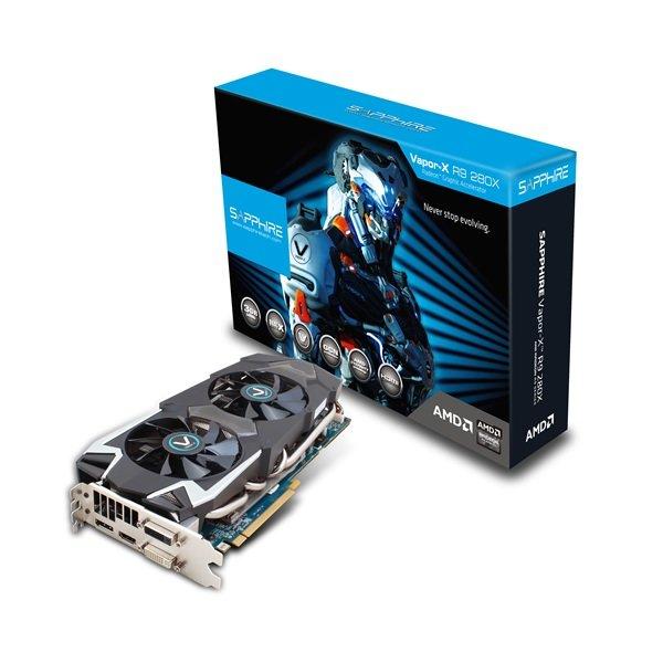 Sapphire Vapor-X Radeon R9 280X