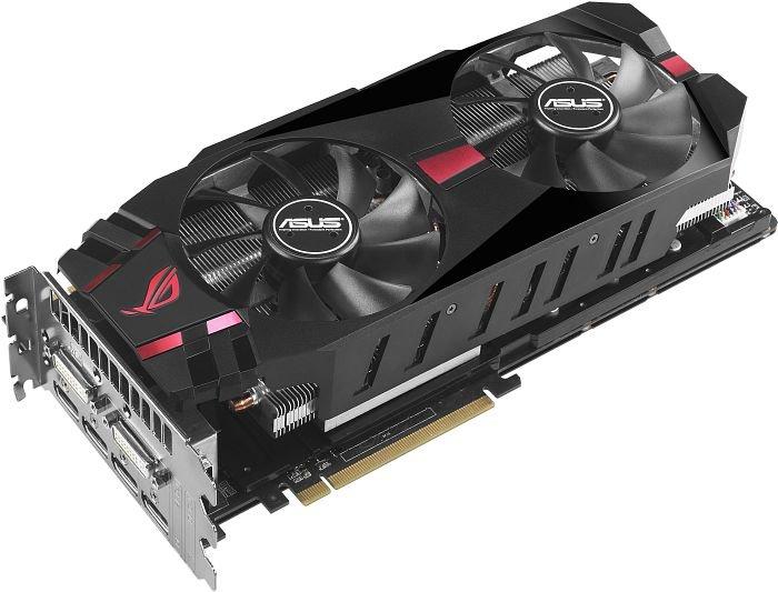 Asus Radeon R9 280X Matrix (Platinum)