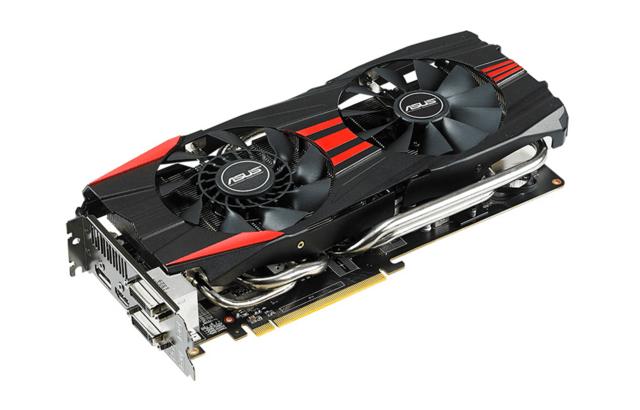 Asus Radeon R9 280X DC2 (Top)