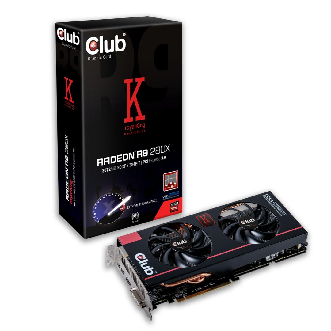 Club3D Radeon R9 280X Royal King