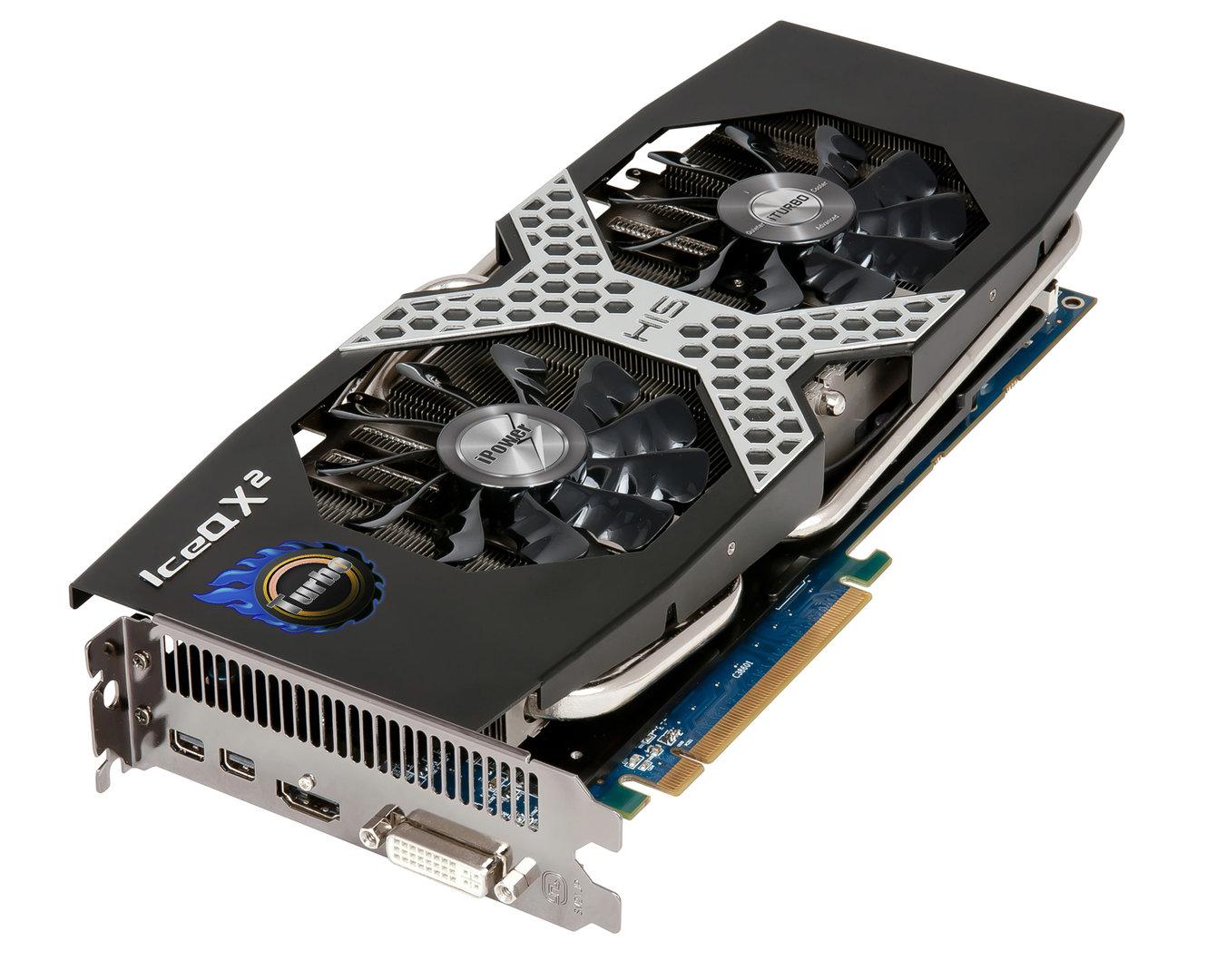 HIS Radeon R9 280X IceQ X² Turbo Boost Clock