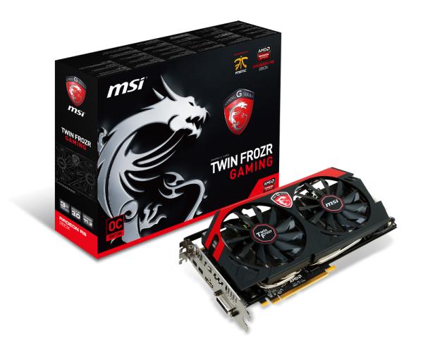 MSI Radeon R9 280X Gaming 3G